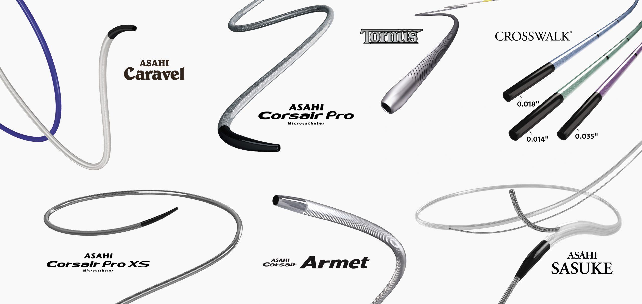 Asahi Microcatheters
